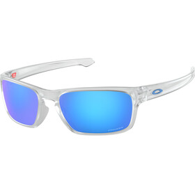 Oakley Sliver Stealth Bike Glasses transparent/turquoise